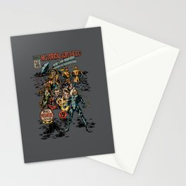 Historical Superheroes Stationery Cards