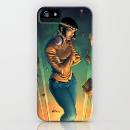 The Martyrs | Rei iPhone Case