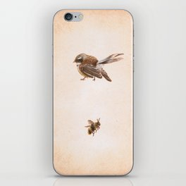 The Bird and the Bee iPhone Skin