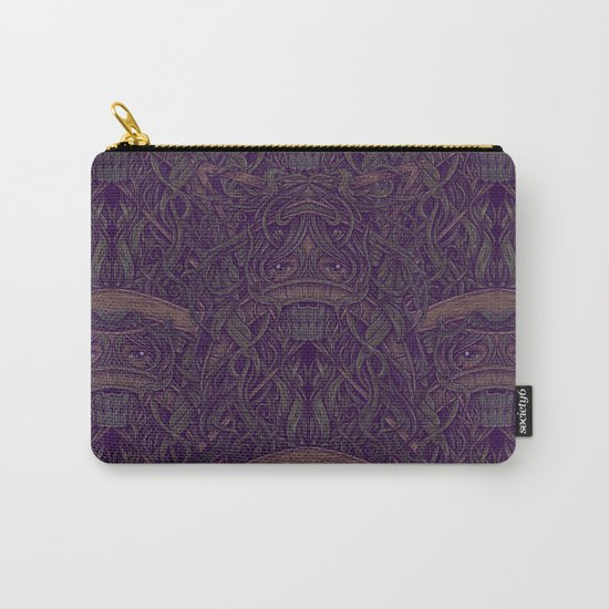 Eye Jungle Carry-All Pouch