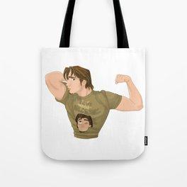 Eugene the Love Machine Tote Bag
