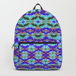 Feathery Tie Dye Backpack