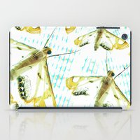 moth iPad Cases featuring Moth by John Medbury (LAZY J Studios)