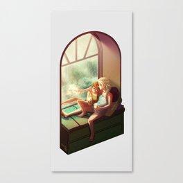 Summer Love vrs. 2 - Olaf Canvas Print