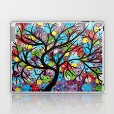 Abstract tree-8 Laptop & iPad Skin