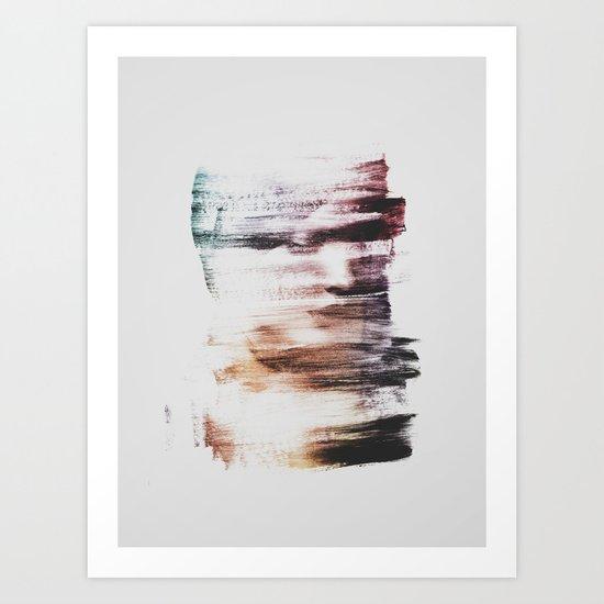 Lori Art Print