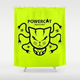 POWERCAT INDUSTRIES Shower Curtain