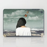crown iPad Cases featuring The Crown by Seamless