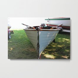 If Yesterday Repeated Itself Metal Print