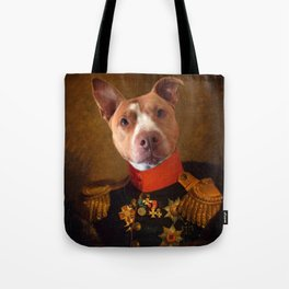 General Guthrie Tote Bag