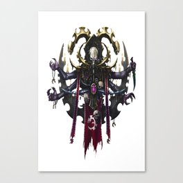 Genestealer Cultist Canvas Print