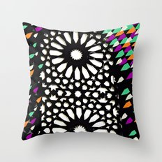 spiritual lights Throw Pillow