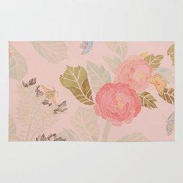 Say Something - Floral Rug