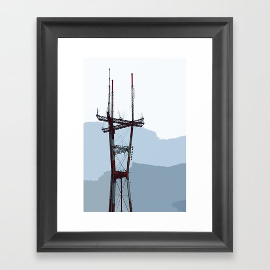 Sutro Tower by tommyvotran