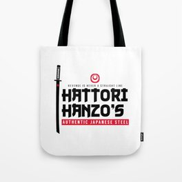 Authentic Japanese Steel Tote Bag