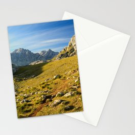 Sunrise over the Picos de Europa Stationery Cards