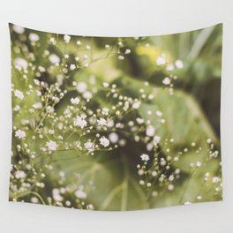 Baby Breath Wall Tapestry