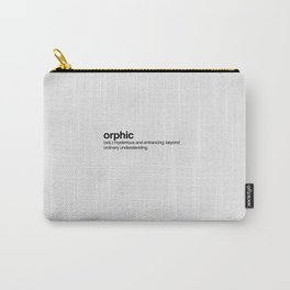 orphic Carry-All Pouch