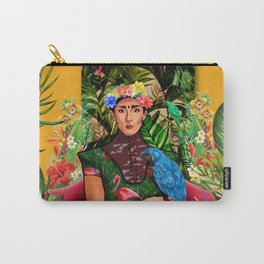 Holly Grace Carry-All Pouch