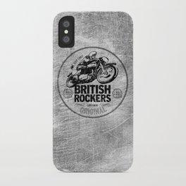 British Rockers 1967 iPhone Case