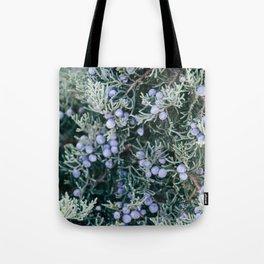 Botanical Gardens Evergreen #335 Tote Bag