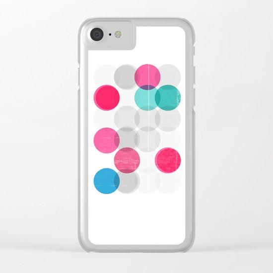 Petri Clear iPhone Case