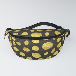 Golden Leafs Fanny Pack