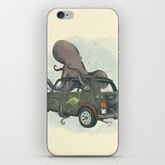 Beastie of the Deep iPhone & iPod Skin