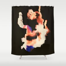 Rift Away 2 Shower Curtain