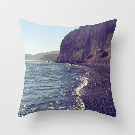 Otherworldly Waters Throw Pillow