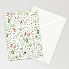 Nature Pattern Stationery Cards