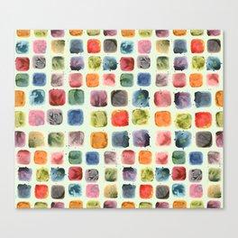 Colors in Suspension Canvas Print