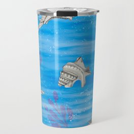 Sea Shells Travel Mug