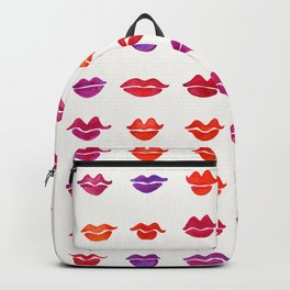 Kiss Collection – Fuchsia Palette Backpack