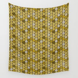 Gold 45 Wall Tapestry