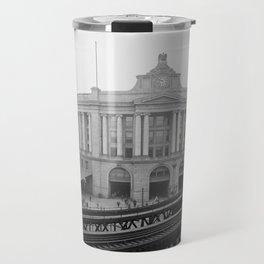 South Station, Boston 1904 Travel Mug