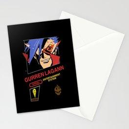NES Gurren Lagann Stationery Cards