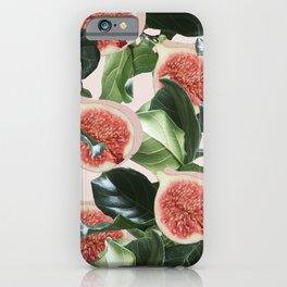 Figs & Leaves #society6 #decor #buyart iPhone Case