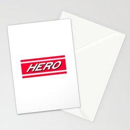 Wannabe A Hero? Stationery Cards