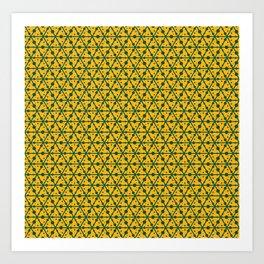 Cheesehole Art Print