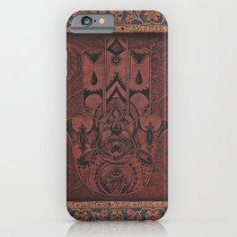 New Century Hamsa iPhone Case