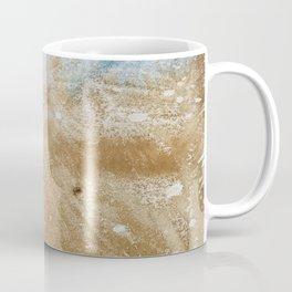 Take me to the beach, Leave me there alone Coffee Mug