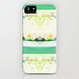 cats cake iPhone Case