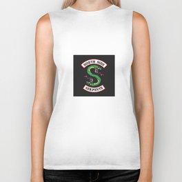 Riverdale South Serpents Biker Tank