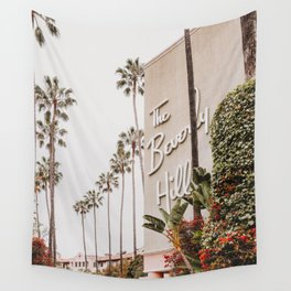 The Beverly Hills Hotel / Los Angeles, California Wall Tapestry