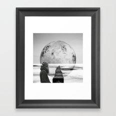 Strange Trip Framed Art Print