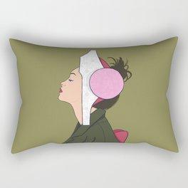 Princess Grouok Rectangular Pillow