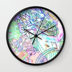 spec vertebraeyes Wall Clock