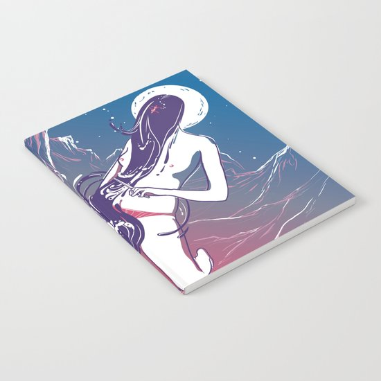 She's a River Notebook
