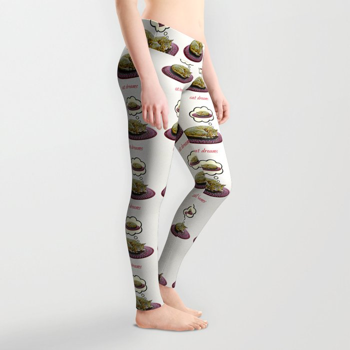 Cat Dreams Leggings